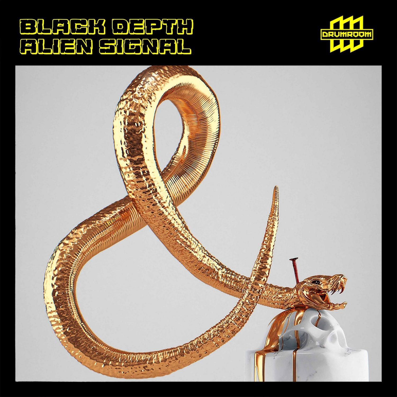 Black Depth - Alien Signal  (Original Mix)
