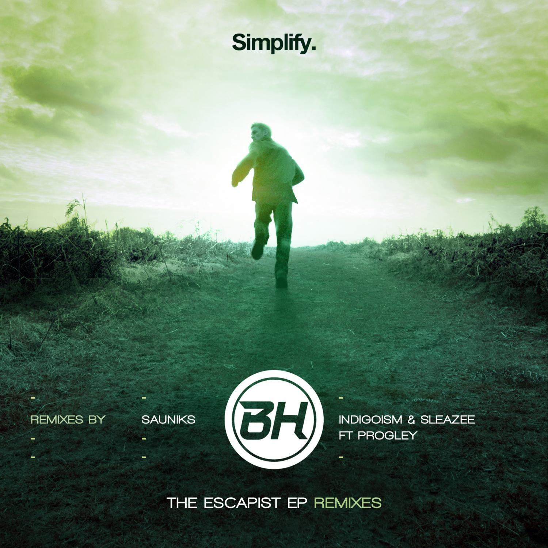 BH, Progley, Sleazee, indigoism - The Escapist (feat. Progley) (Sleazee & indigoism Remix) (Sleazee & indigoism Remix)