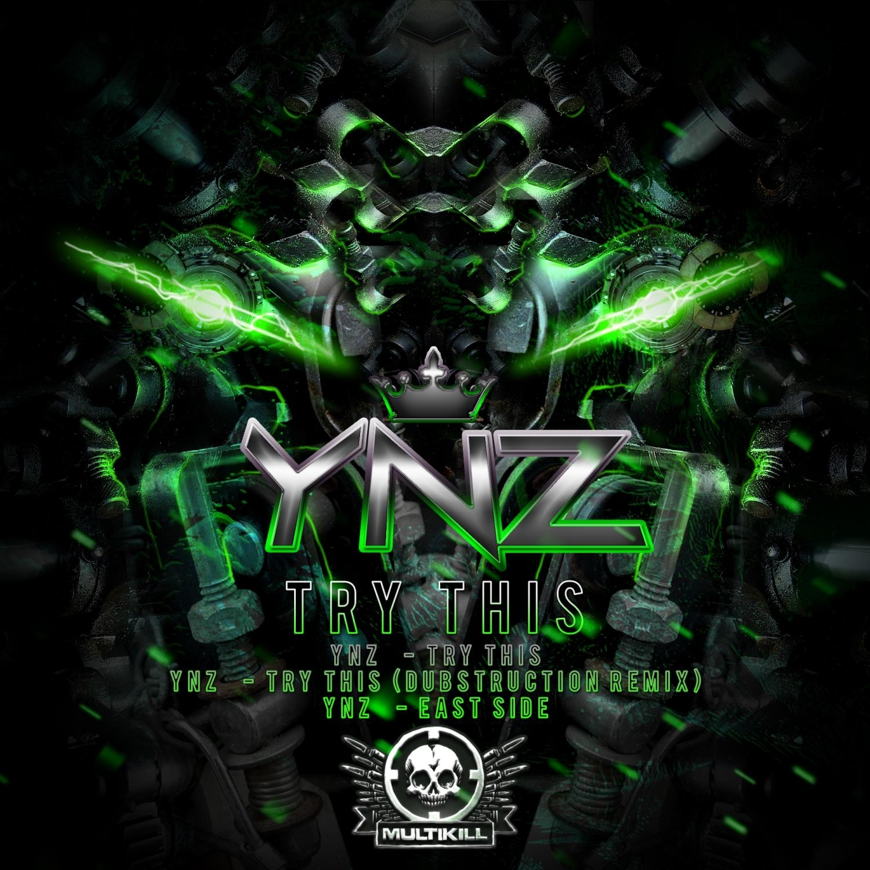 YNZ, Dubstruction - Try This (Dubstruction Remix)