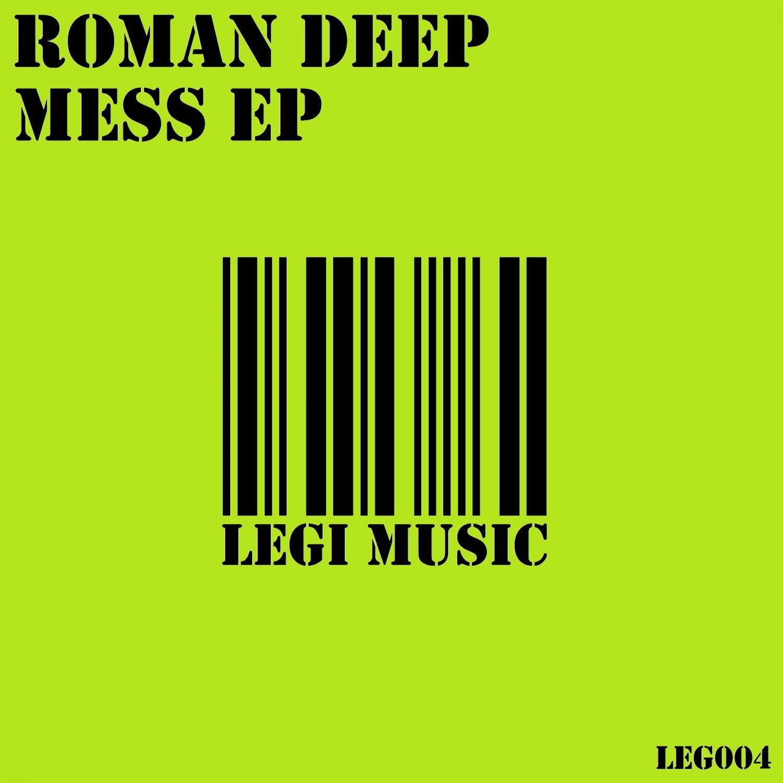 Roman Deep - The Tablet Of The Head (Original Mix)