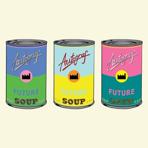 Autograf feat. Patrick Baker - Future Soup (Original mix)
