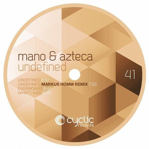Mano Andrei, Azteca - What I Said (Original Mix)