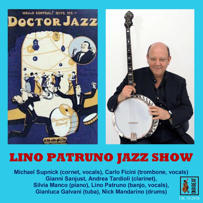 Lino Patruno - I\'m Looking Ove A four Leaf Clover   (Original Mix)
