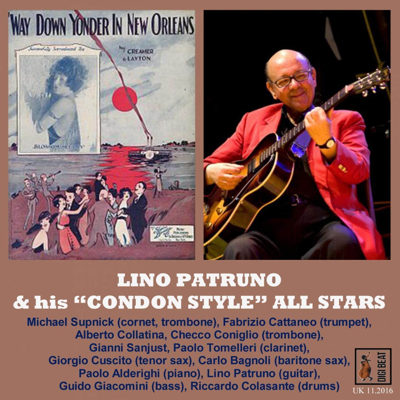 Lino Patruno - The Sheik of Araby   (Original Mix)