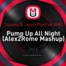 Tujamo & Jacob Plant vs ANG - Pump Up All Night (Alex2Rome Mashup)