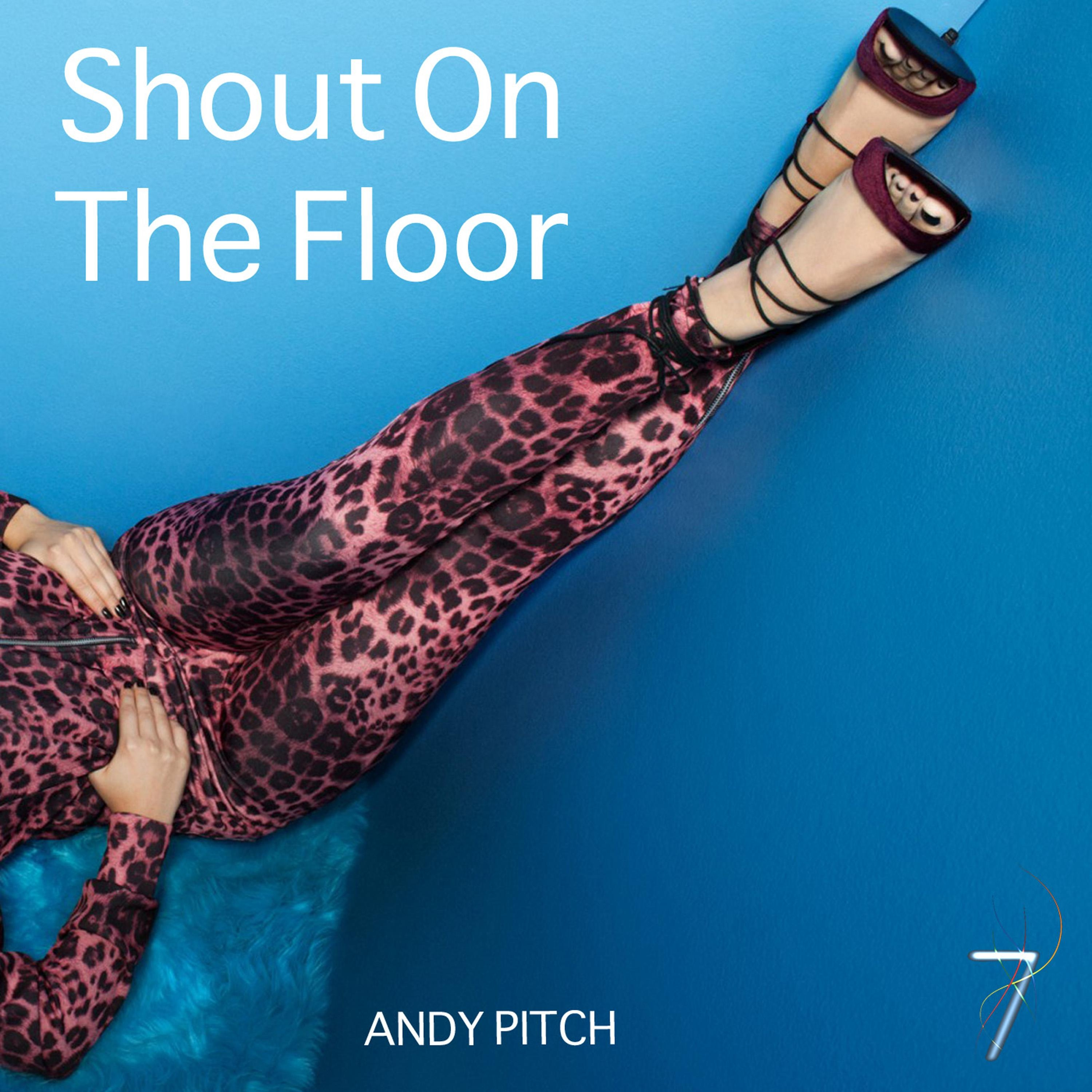 Andy Pitch - Shout On The Floor (Original mix)