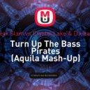 Alexx Slam vs.Crystal Lake & DJ Isaac - Turn Up The Bass Pirates (Aquila Mash-Up)