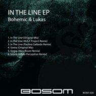 Bohemic & Lukas - In The Line (Paulina Gallardo Remix)
