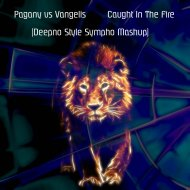 Pagany Vs Vangelis - Caught In The Fire (Deepno Style Synpho Mashup)