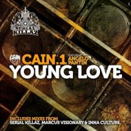 Cain.1 feat. Angelo Pantin - Young Love (Serial Killaz Instrumental)