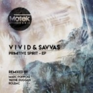 V i v i d & Savvas - Silver Tongue (Original Mix)