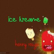 kenny rouge - ice kreame (Original mix)