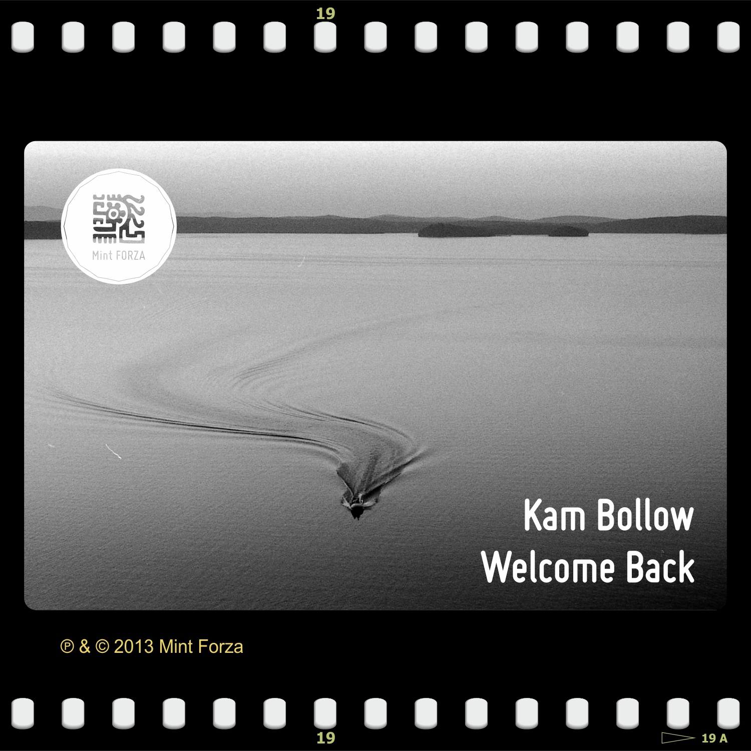 Kam Bollow - Welcome Back (Original mix)