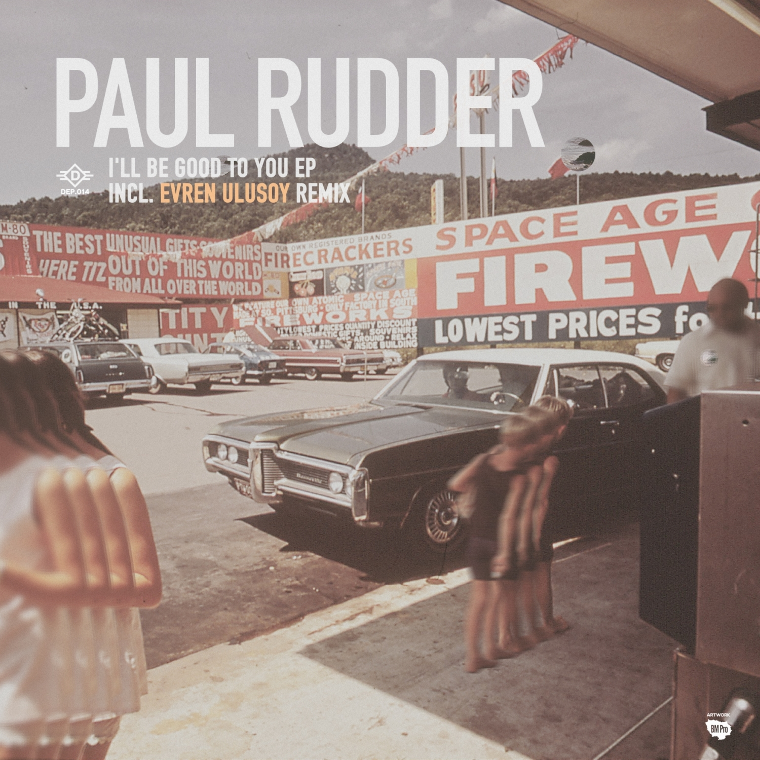 Paul Rudder - I\'ll Be Good To You  (Original Mix)
