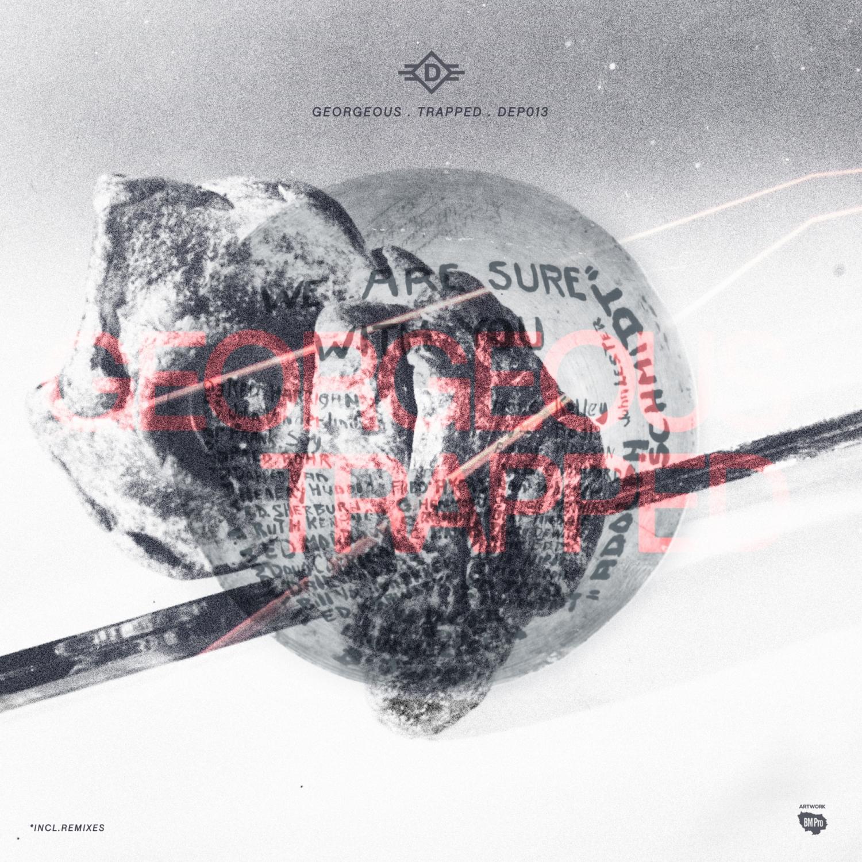 Georgeous  - Trapped Feat . John Gray (Paul Rudder Remix)