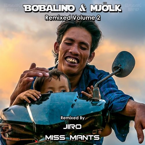 Bobalino, Mjolk - Positive Hypnosis (Miss Mants Remix)