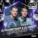 Nelly feat. Fergie vs. ZARUBIN & CHIPPON  - Party People (DJ FIOLET & DJ KUZNETSOFF MASH UP) (MASH UP)