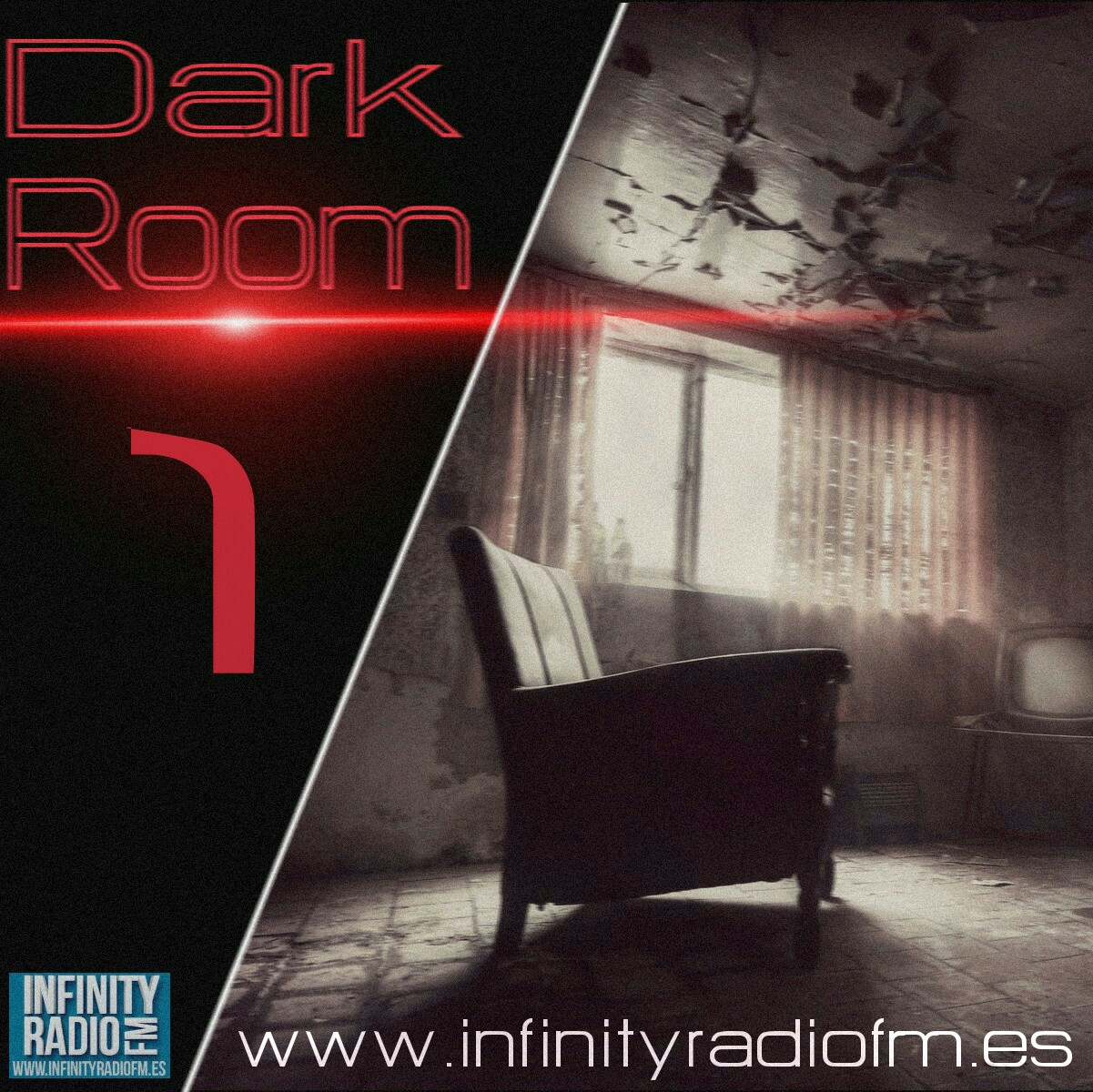 David Freire - Dark Room #001 [Infinity Radio] ()