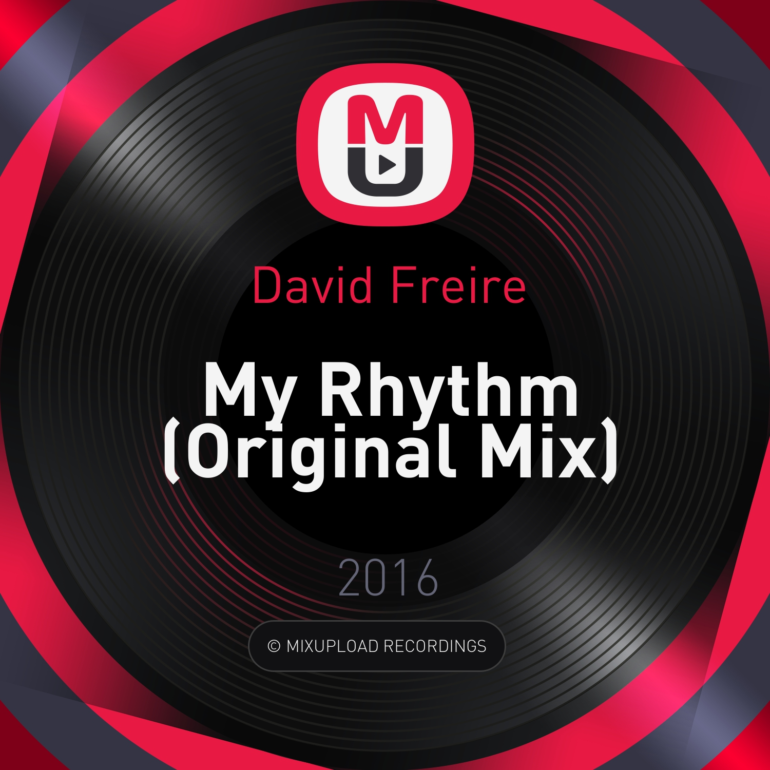 David Freire - My Rhythm (Original Mix)