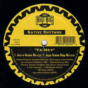 Native Rythms - Ya Hey (Jazzy Groove Deep Mix)