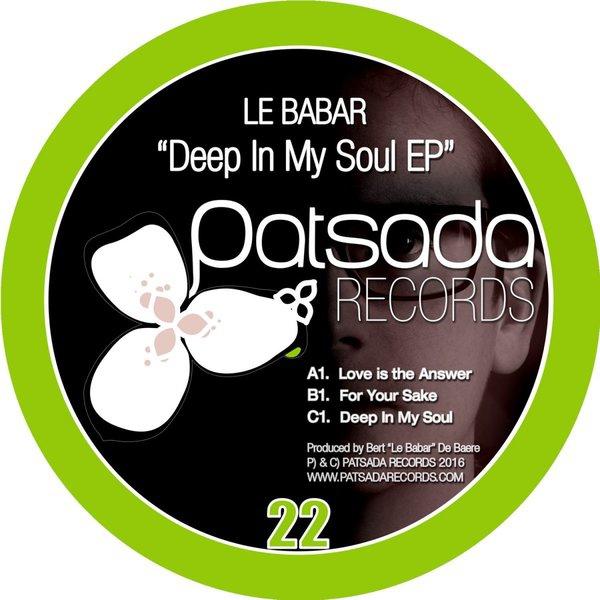 Le Babar - Deep In My Soul (Original Mix)