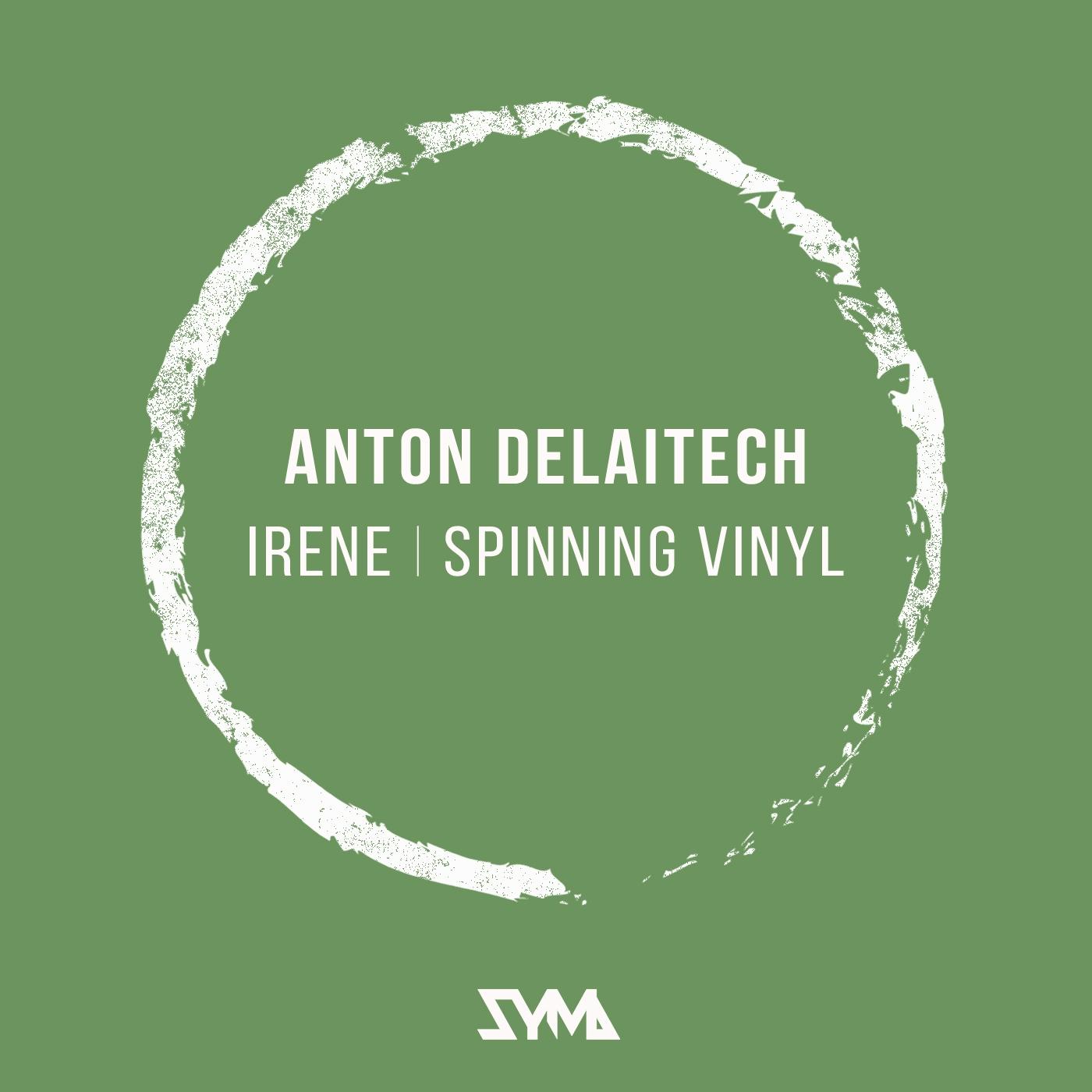Anton DelaiTech - Spinning Vinyl (Original mix)