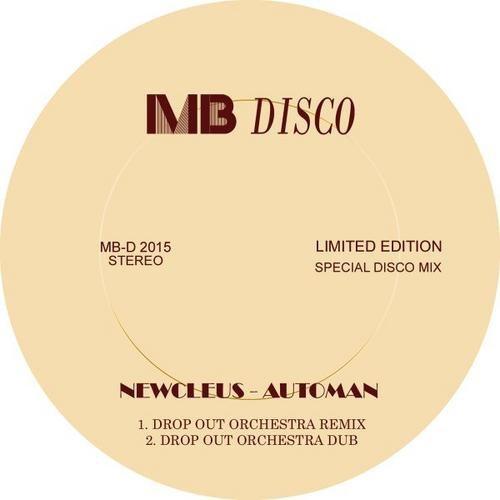 Newcleus - Automan (Drop Out Orchestra Dub Mix)