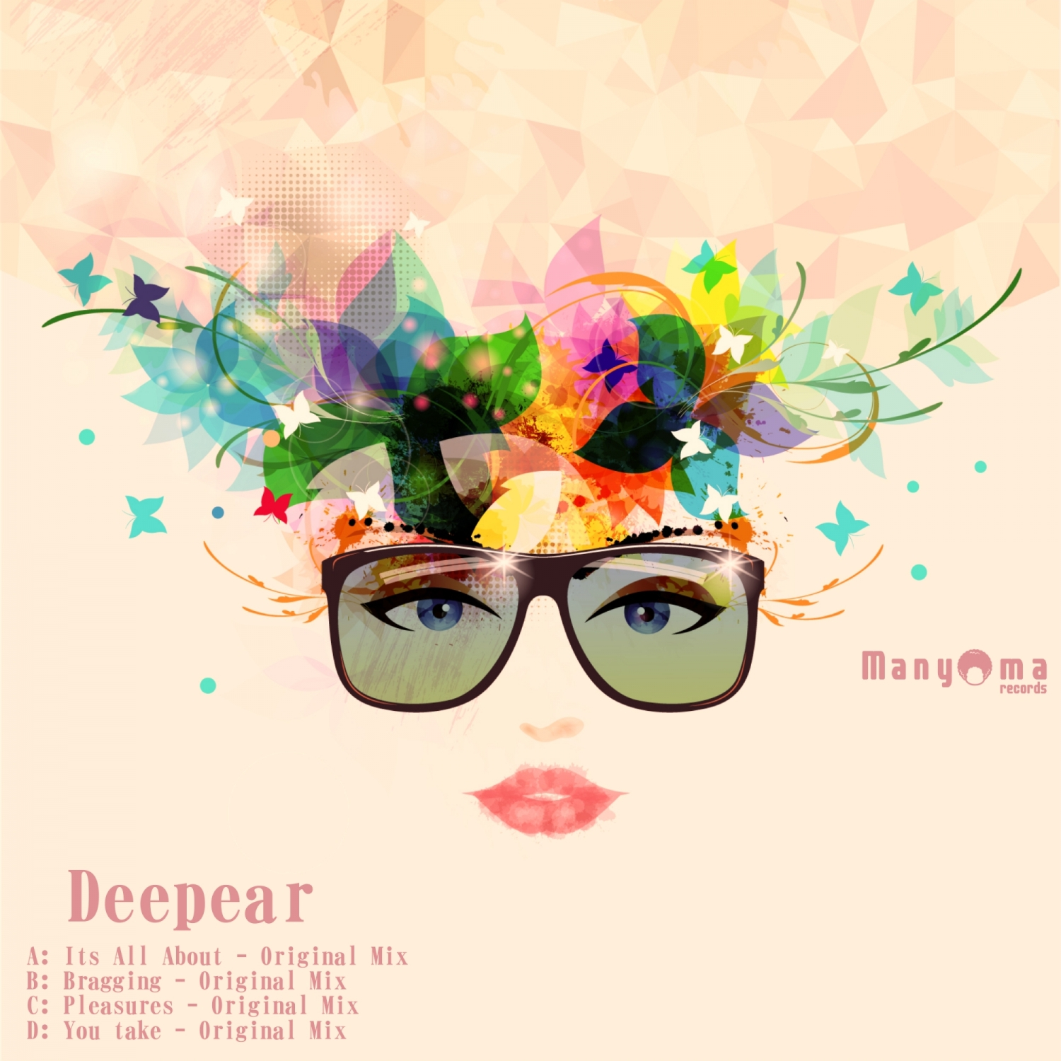 Deepear - You Take (Original Mix)