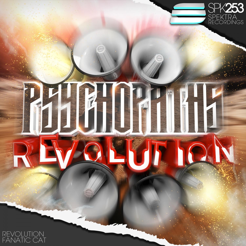 Psychopaths - Revolution (Original Mix)