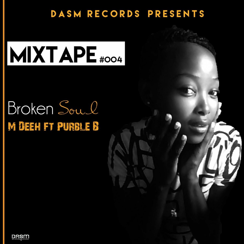 M Deeh & Purple B - Broken Soul (feat. Purple B) (Radio Mix)