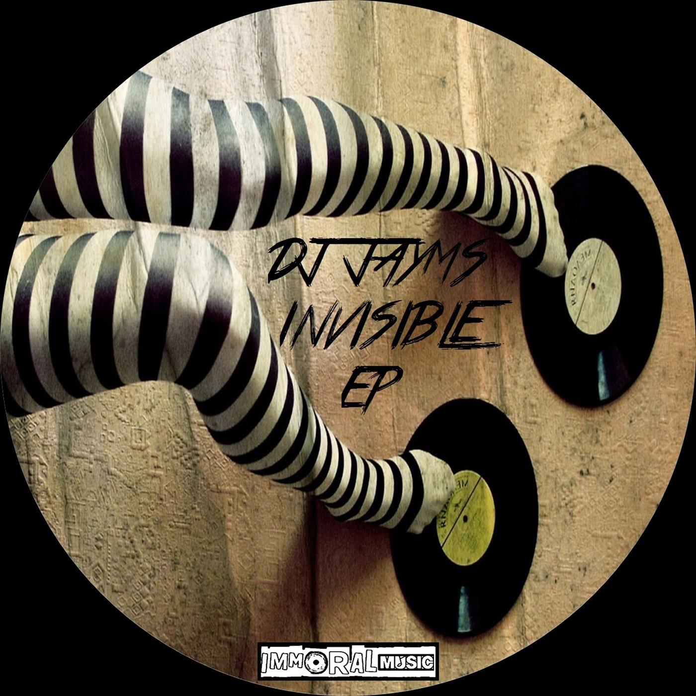 DJ Jayms - Invisible (Original mix)
