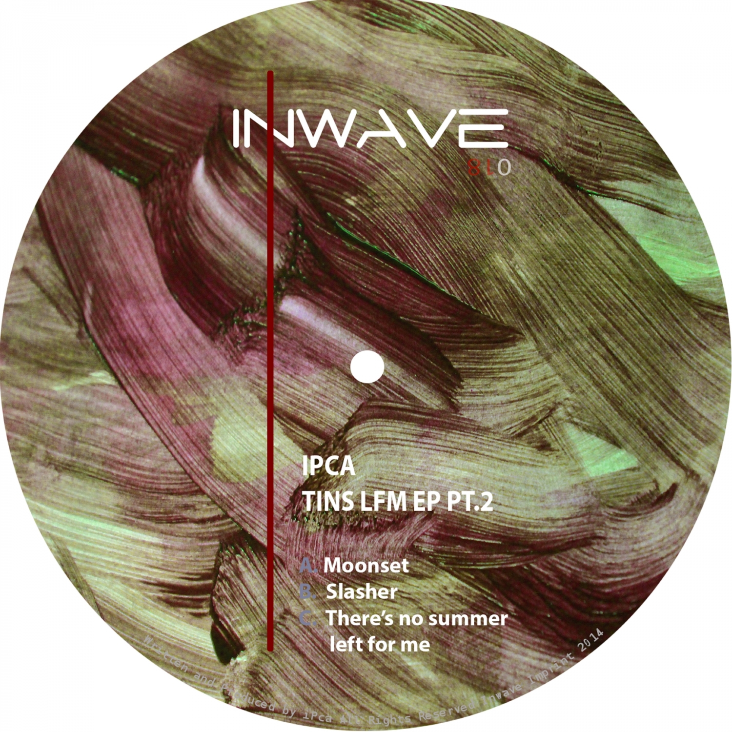 iPca - There\'s No Summer Left For Me (Original Mix)