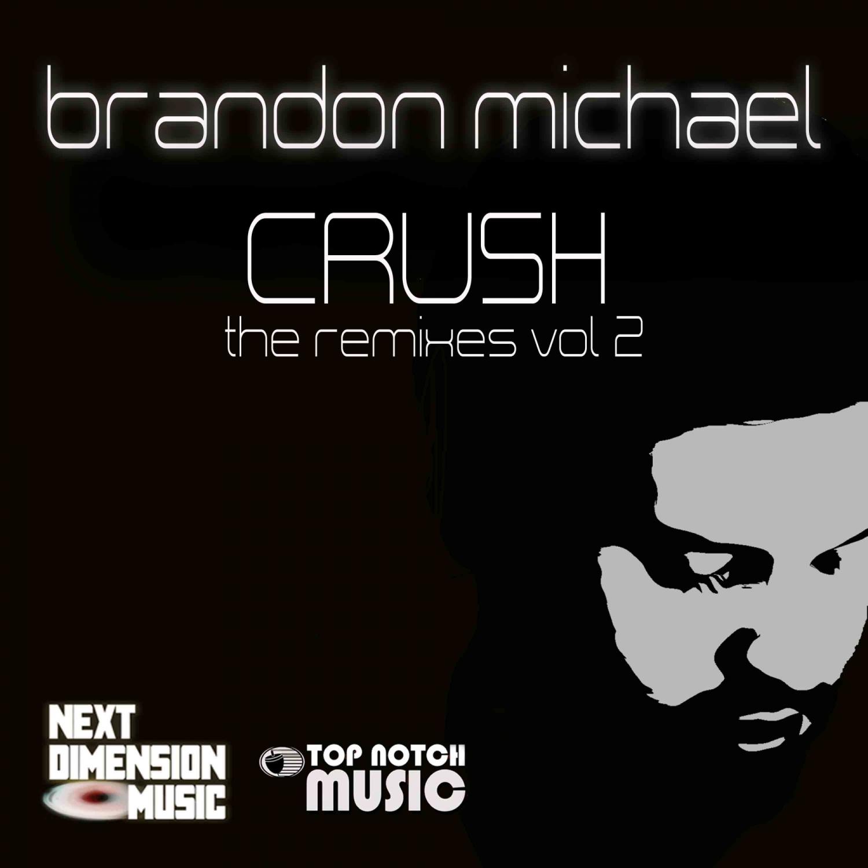 Brandon Michael  - Crush (Madueno Instrumental Mix)