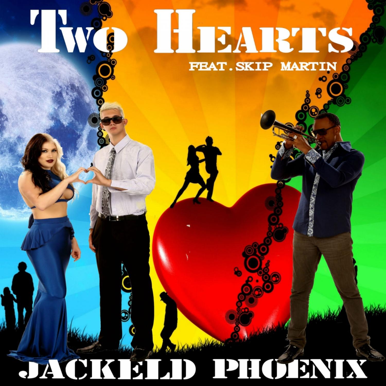 JackEL & Nikki Phoenix & Skip Martin - Two Hearts (feat. Skip Martin)  (Original Mix)