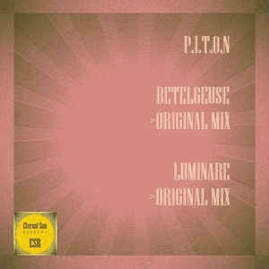 P.I.T.O.N - Betelgeuse (Original Mix)