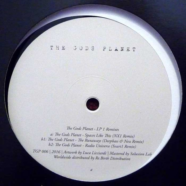The Gods Planet - Spaces Like This (NX1 Remix)