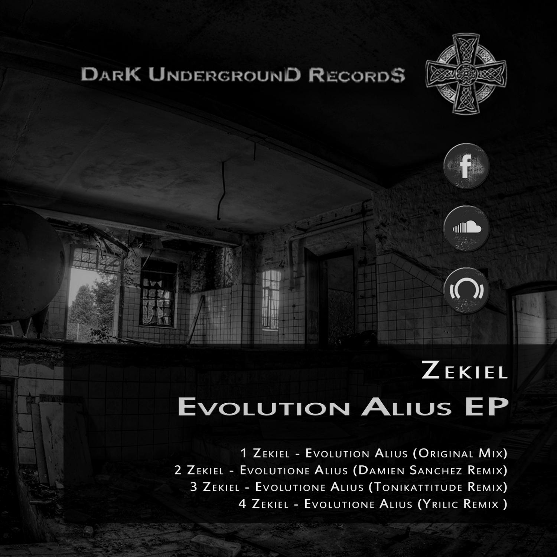 Zekiel  - Evolution Alius (Yrilic Remix)