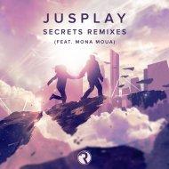 Jusplay  &  Mona Moua  - Secrets (feat. Mona Moua) (Four Eyes Remix)