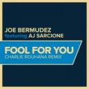 Joe Bermudez  &  AJ Sarcione  - Fool For You (Charlie Rouhana Remix Instrumental)