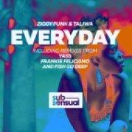 Ziggy Funk feat. Taliwa - Everyday (Frankie Feliciano Instrumental)