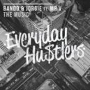Bando, Jorgie, Mr.V - The Music (Dub Mix)