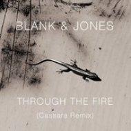 Blank & Jones, Cassara - Through the Fire (Cassara Remix)