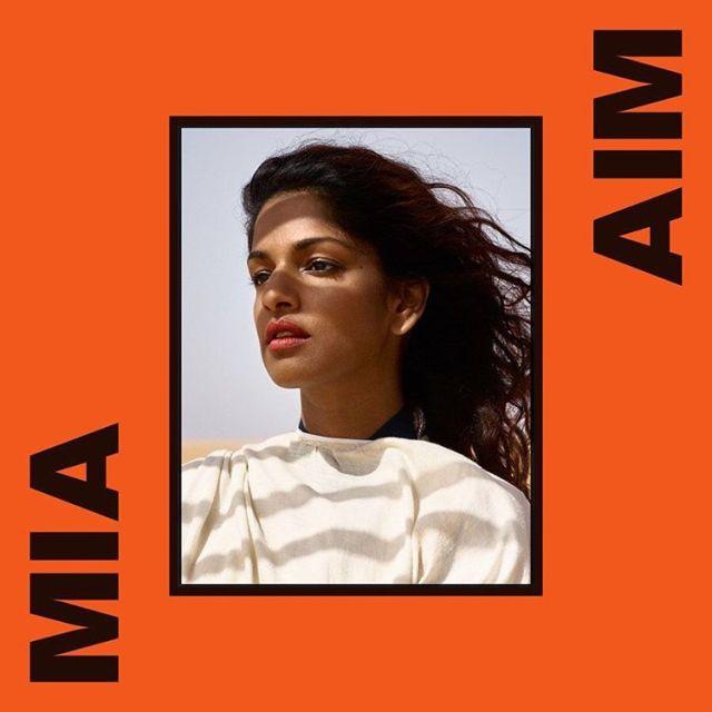 M.I.A. - Freedun (feat. ZAYN) (Original mix)