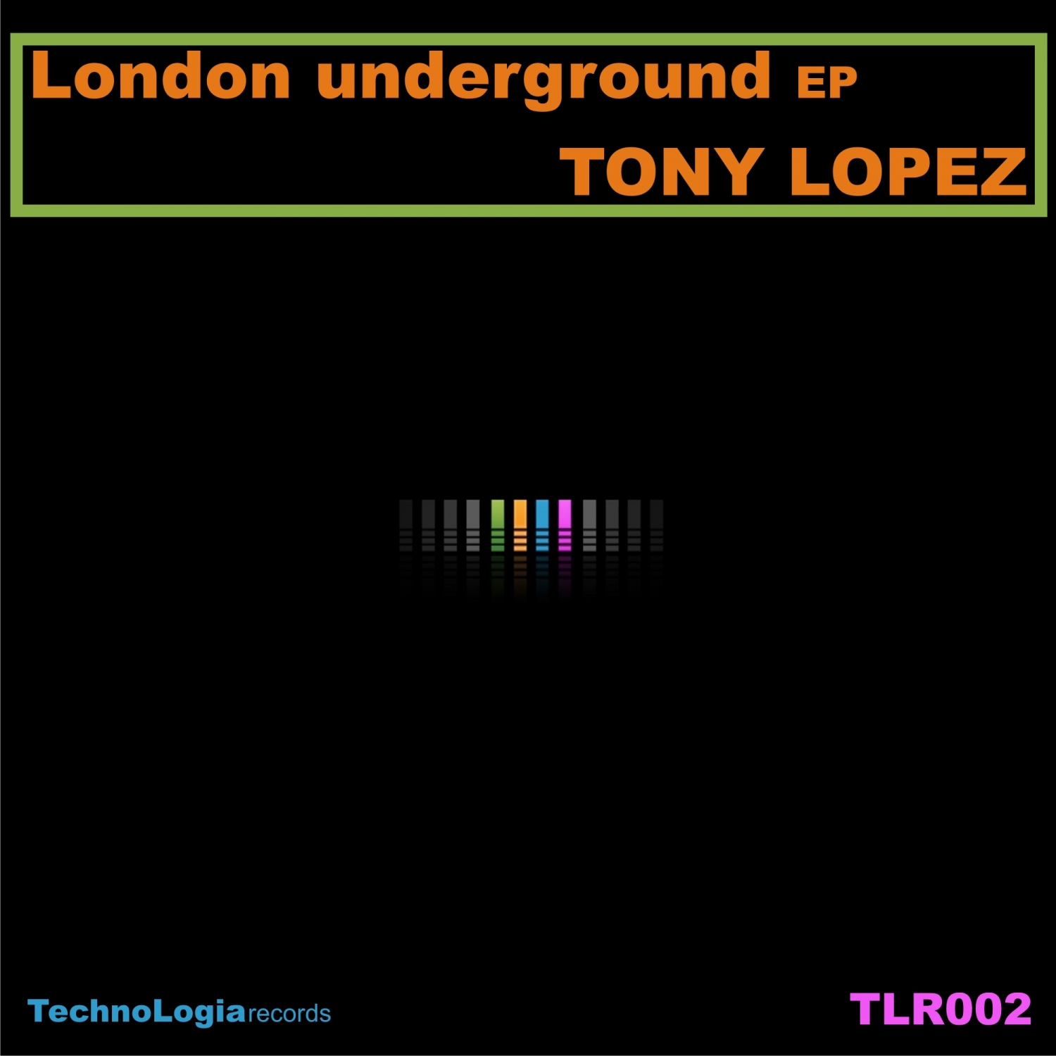 Tony Lopez - Mirrored reflection (Original mix)