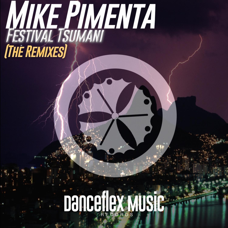 Mike Pimenta  - Festival Tsumani (Kandle Rush Remix)