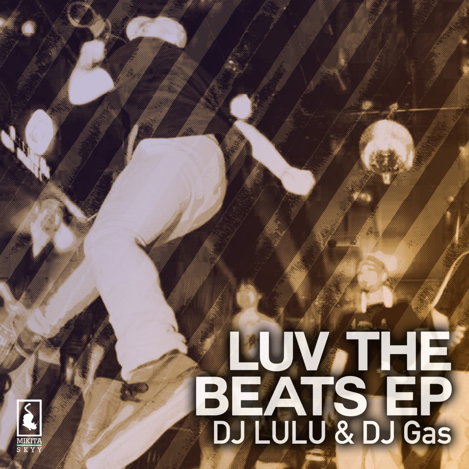 DJ LULU & DJ Gas - Luv The Beats  (Original Mix)