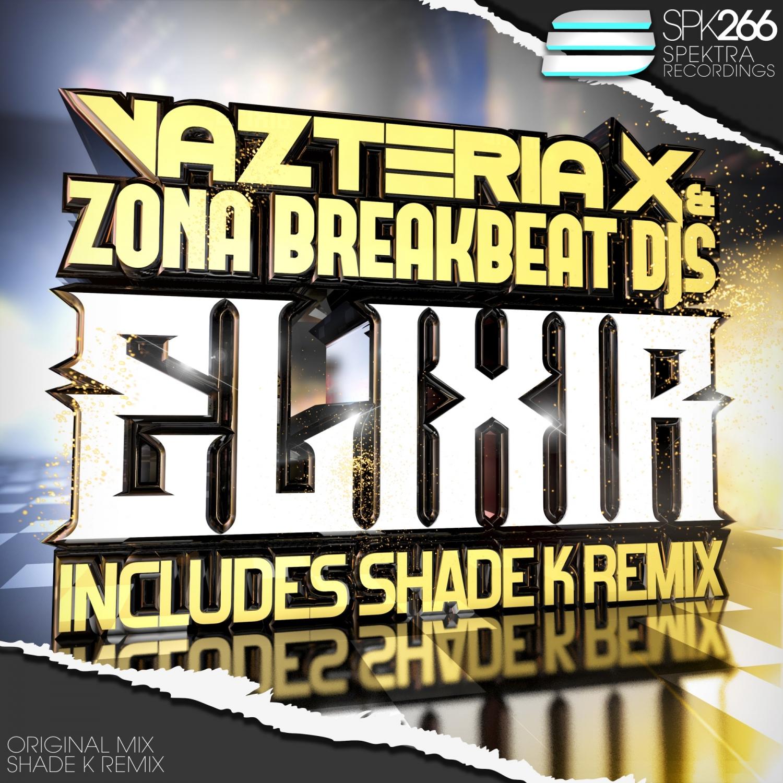 Vazteria X & Zona Breakbeat DJ\'s - Elixir (Original Mix)