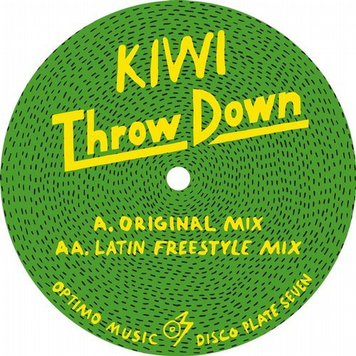 Kiwi - Throwdown (Original mix)