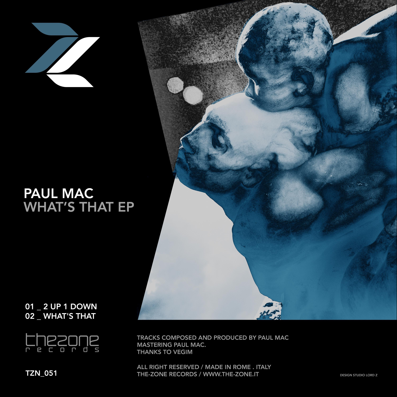 Paul Mac - What\'s That (Original mix)