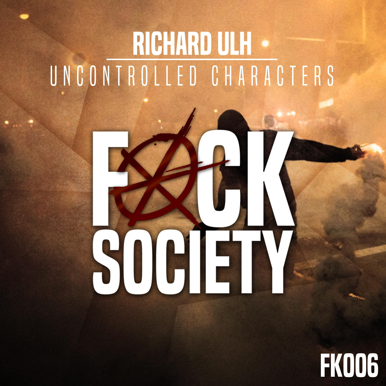 Richard Ulh - Elements Crashing (Original mix)
